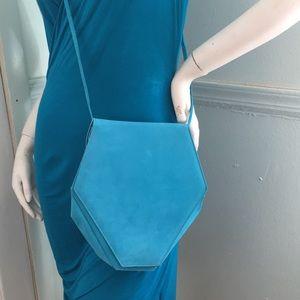 Stuart Weitzman made in Spain Diamond bag